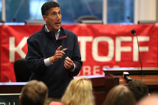 """David Kustoff holds off George Flinn challenge for Eighth District GOP nomination"""